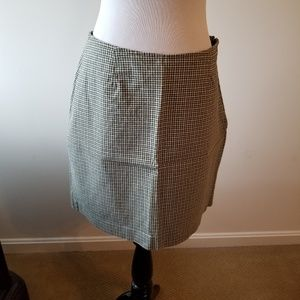 Faded Glory Stretch Skirt Size 10